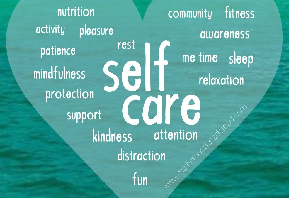 Birthdays   another reason to practise self-care