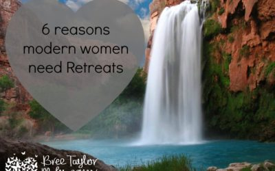 Six reasons retreats are necessary for the modern woman