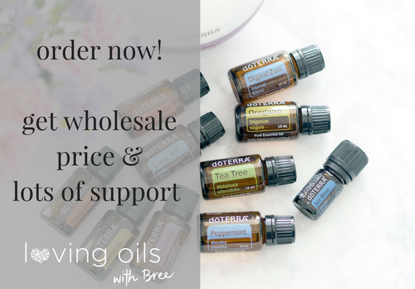 get your doTERRA oils at wholesale price online here | Bree Taylor Molyneaux