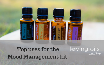 doTERRAs Mood Management kit and how we use it!