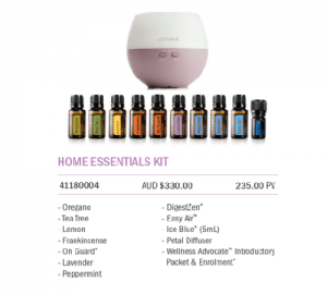 Home-Essentials-Kit by doTERRA | Bree Taylor Molyneaux