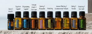 common uses for the home essentials kit doTERRA
