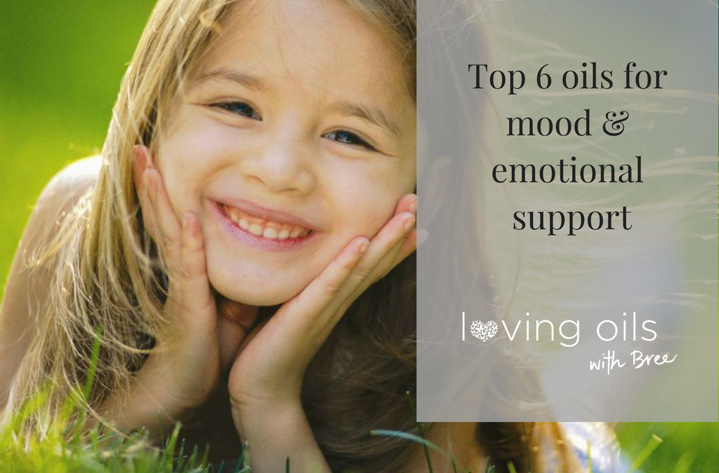 My top 6 essential oils for daily emotional support