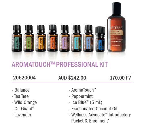 AromaTouch Professional kit