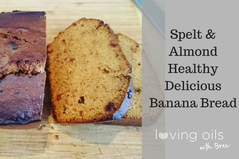 Everyday Healthy Delicious Banana Bread