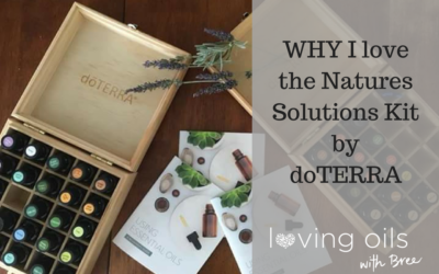 WHY I wish I'd bought the Natures Solutions kit!!