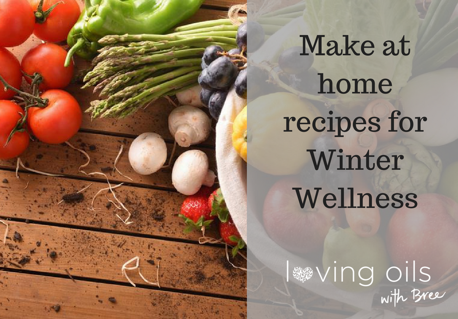 winter wellness recipes | Bree Taylor Molyneaux