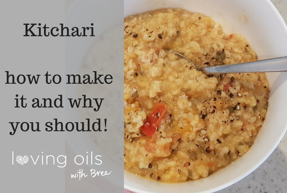 Kitchari – an ancient dish for a happy tummy