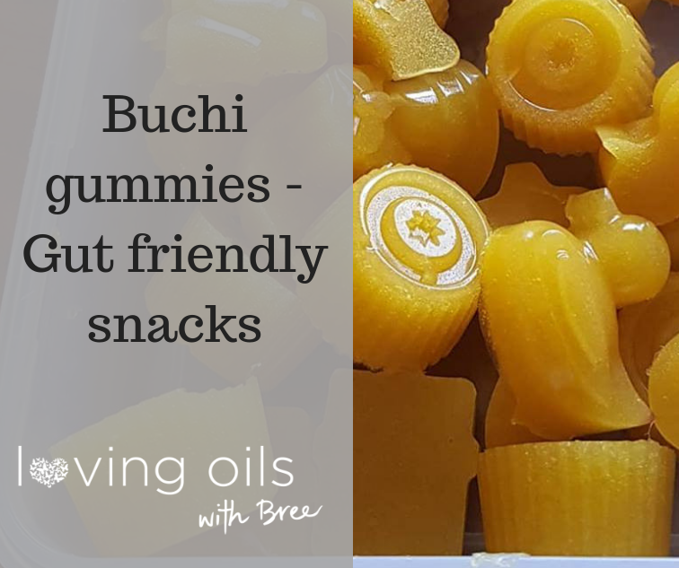 Buchi gummies – gut friendly snacks
