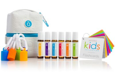 NEWLY released doTERRA products + Kids Collection
