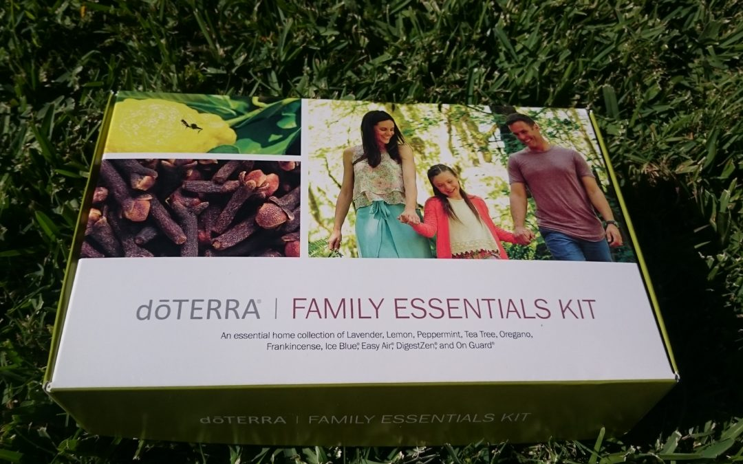 Family Essential kit box front | Bree Taylor Molyneaux