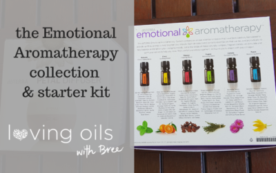Emotional aromatherapy collection + starter kit