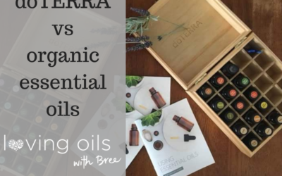Why doTERRA oils are better than organic!!