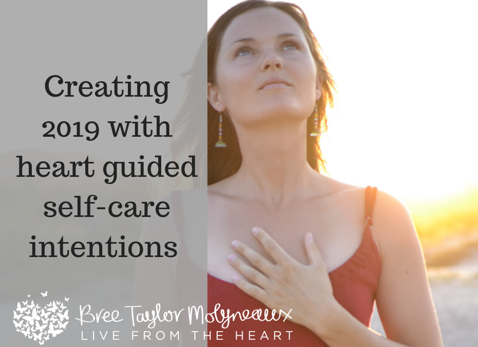 Bring more self-care into 2019 with your FREE intention setting guide