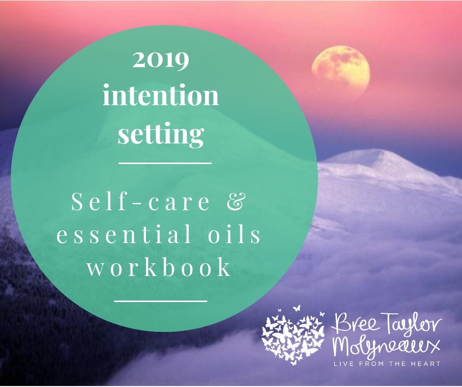 Your self-care intention setting guide 2019 | Bree Taylor Molyneaux