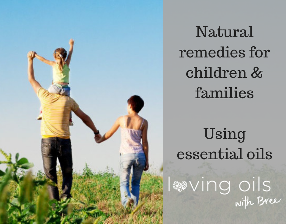 Natural remedies for children and families   Bree Taylor Molyneaux + Loving oils