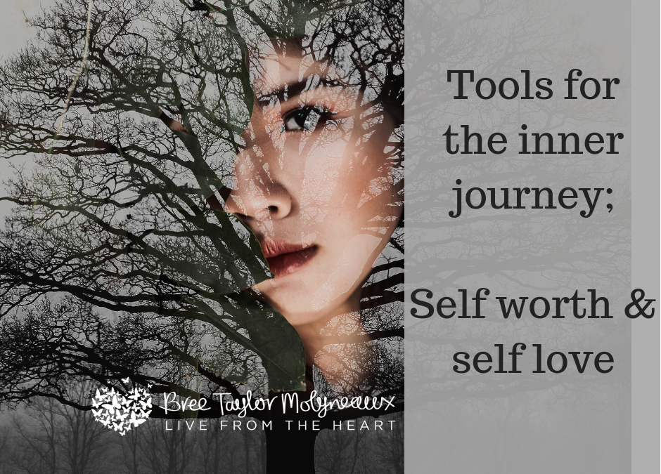 The inner journey of self love self worth   Bree Taylor Molyneaux