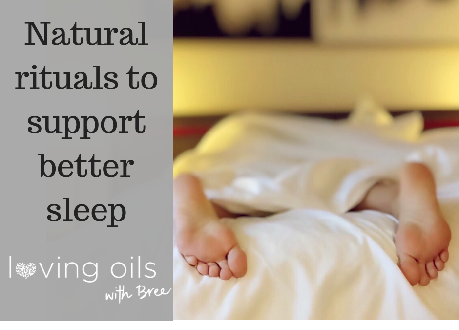 Sleep support.. naturally