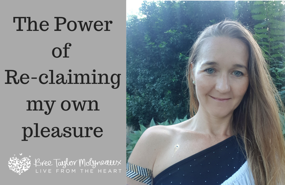 The power of reclaiming my own pleasure | Bree Taylor Molyneaux