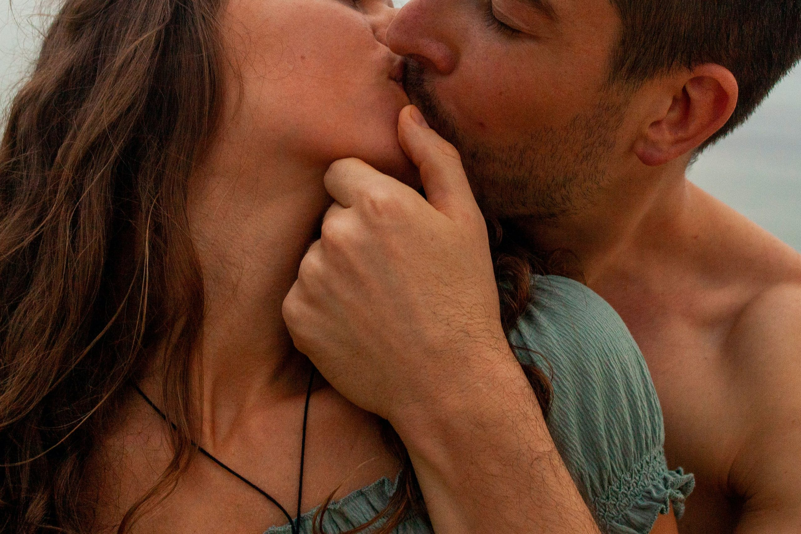 couple sharing intimacy   Bree Taylor Molyneaux